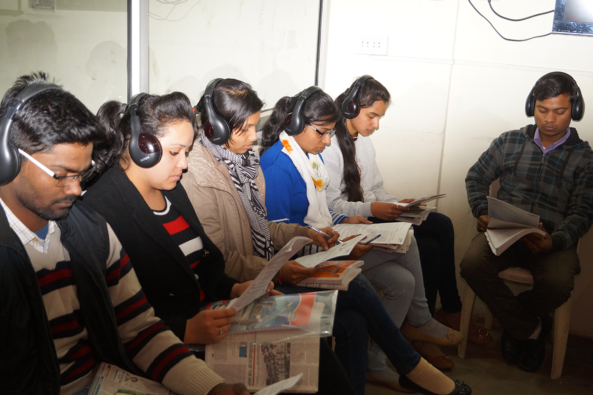 IELTS coaching centre Chandigarh sector 17